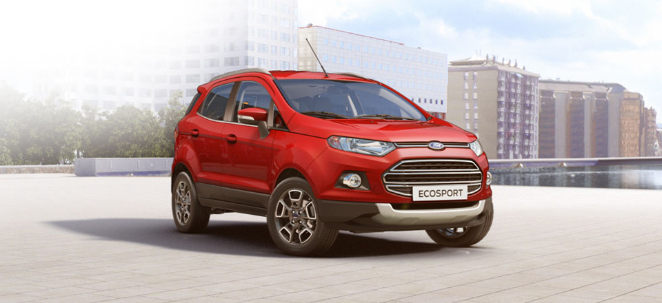EcoSport Race Red